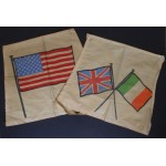 Very Rare Ryder Cup Caddy Bibs From the 1940's