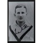 Len Hutton Yorkshire & England Signed Photograph