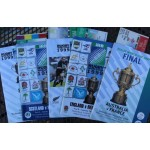 Five Rugby World Cup Programmes 1999 & Four Tickets inc Final **SOLD**